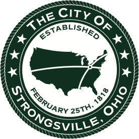 Strongsville OH seal